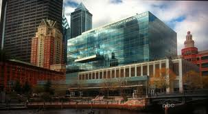 Philadelphia County Medical building